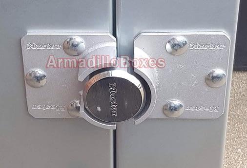 Latest master lock 736EURD van style anti crop locks